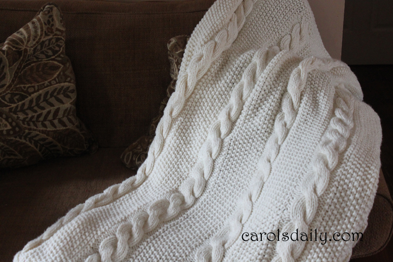 cable seed stitch