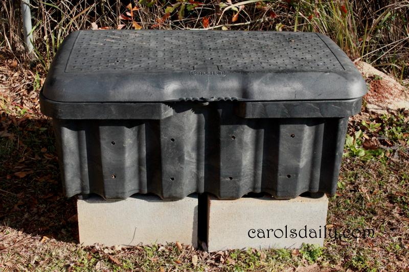compost closed