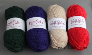Knitpicks wool