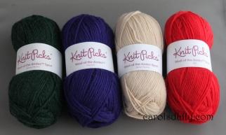 Knitpicks wool