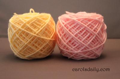 Yarn Cakes