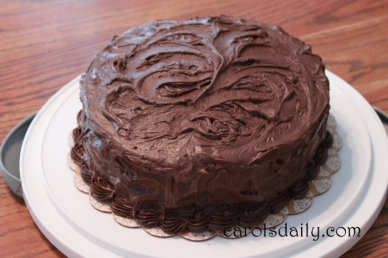 Hershey Chocolate Chocolate Cake